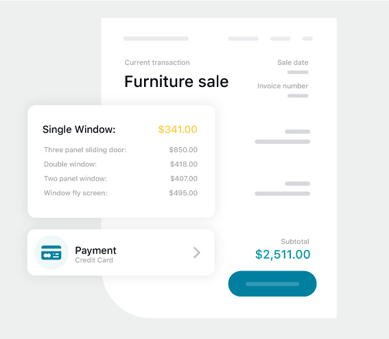 Point Of Sale Process Sales