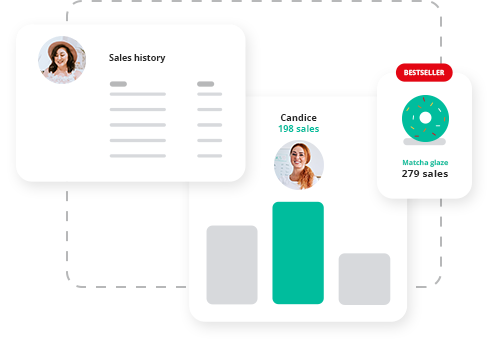 Turn insights into profits. Reckon Cloud POS helps you turn your store data into insights that can help you run a better business. Run inventory reports and see what your best sellers are or what is running low. Understand who your best customers are or trends in purchasing behaviors across customer groups. Break down your sales data by employee and know who your top performers are.