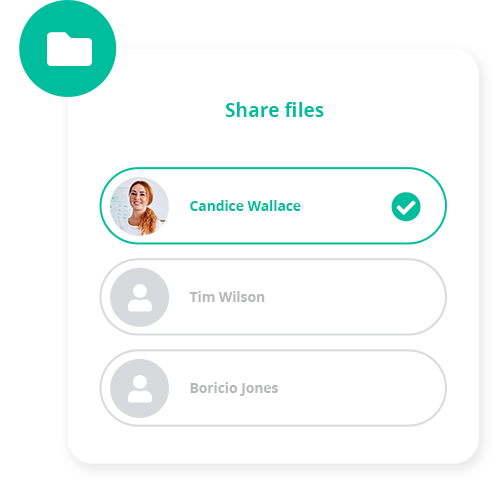 Share your book with unlimited users Share your files with your accountant, bookkeeper, and your whole team. Our powerful 'user roles' system lets you control employee access extremely accurately. And simplify screens for better security and faster learning