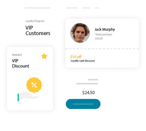 Point Of Sale Manage Customers