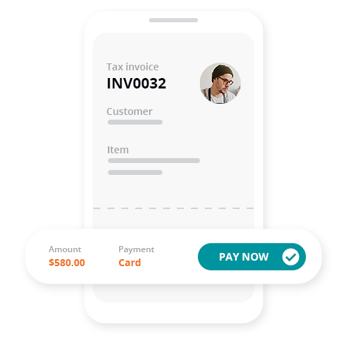 Get paid faster with online invoicing. Send invoices from your phone, tablet or computer. Then track payments back to Reckon One, and watch those dollars roll in!