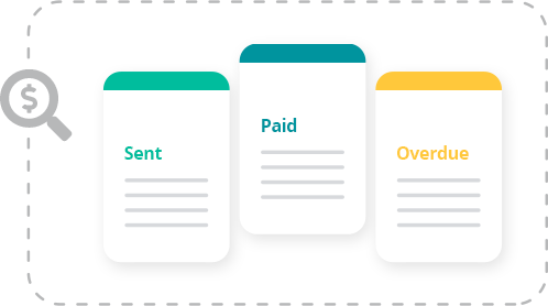 Accounts Hosted makes it easy to customise, create, and email invoices to your customers.