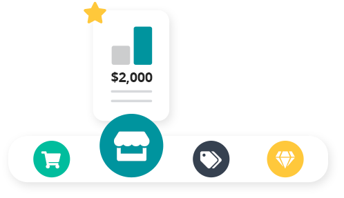 Accounts Hosted lets you record, track and reconcile everything you buy and sell. Identify what items make you the most money and which items don't.