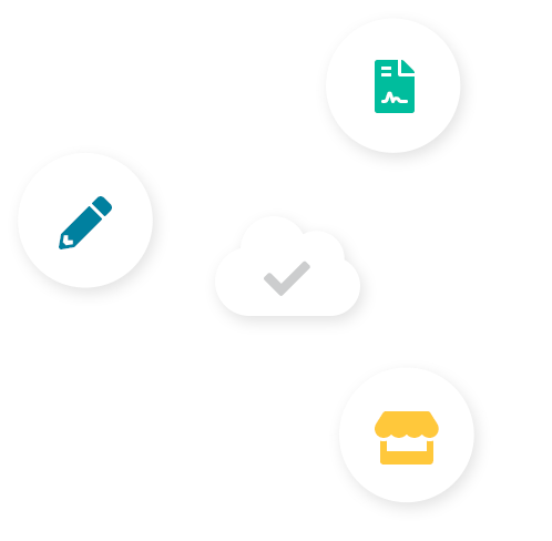 Freelancer, contractor or starting your own business?  Our cloud based accounting software means that you can run your small business anywhere on the go, at any time. It's super easy to set-up and use, so you'll be sending invoices and tracking expenses in no time – at the most affordable price!